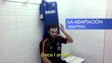 Juan Mata at Chelsea_english subtitles