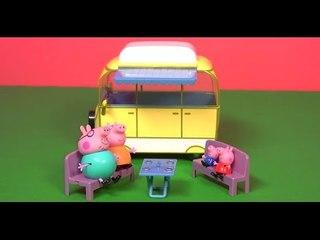 Autocaravana de Peppa Pig   ¡A jugar!