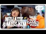 [Vidéo Concours PS4] - Willaxxx et Miss Kim à la Paris Games Week