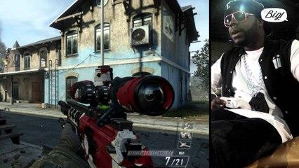 WaRTeK VS Willaxxx - 1vs1 sur Black Ops 2