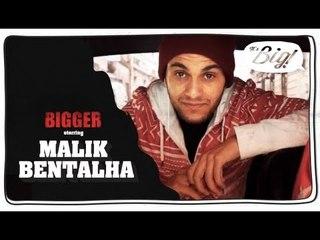 Malik Bentalha, de la classe de neige au Jamel Comedy Club ! - Bigger