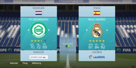 FIFA 16 FULL MATCH vs. DJ ISAAC