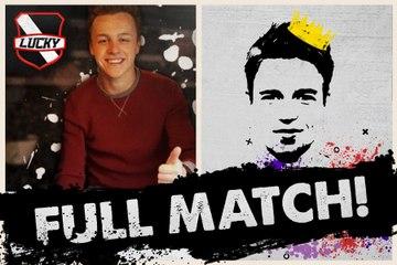 FIFA 16 FULL MATCH vs. LUCKYGRAAFNL