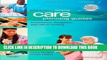 [READ] EBOOK Ulrich   Canale s Nursing Care Planning Guides: Prioritization, Delegation, and