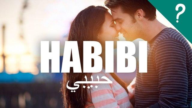 Qué significa Habibi