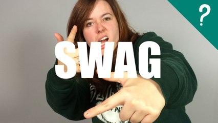 ¿Qué significa Swag?