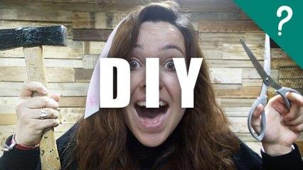 Qué significa DIY