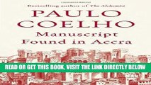 [FREE] EBOOK Manuscript Found in Accra ONLINE COLLECTION