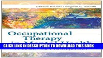 Best Seller Occupational Therapy in Mental Health: A Vision for Participation Free Read