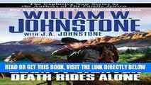 [FREE] EBOOK Death Rides Alone (A Luke Jensen Western) BEST COLLECTION
