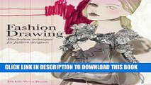 [PDF] Fashion Drawing: Illustration Techniques for Fashion Designers Popular Collection