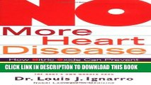 Best Seller NO More Heart Disease: How Nitric Oxide Can Prevent--Even Reverse--Heart Disease and