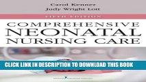 [FREE] EBOOK Comprehensive Neonatal Nursing Care: Fifth Edition (Comprehensive Neonatal Nursing: A