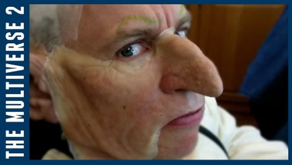 Application of Makeup | Warwick Davis Interview