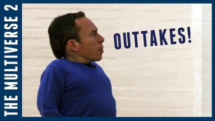 Warwick Davis Outtakes and Bloopers!