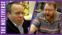 Warwick Davis and Simon Lane - Acting Master Class | Dwarves Assemble