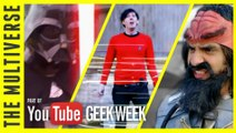 Star Wars vs Star Trek Street Fight! | YouTube