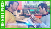 Star Trek Into The Darkness Sweded ft. hiimrawn and Damitsgood808   Green Swede