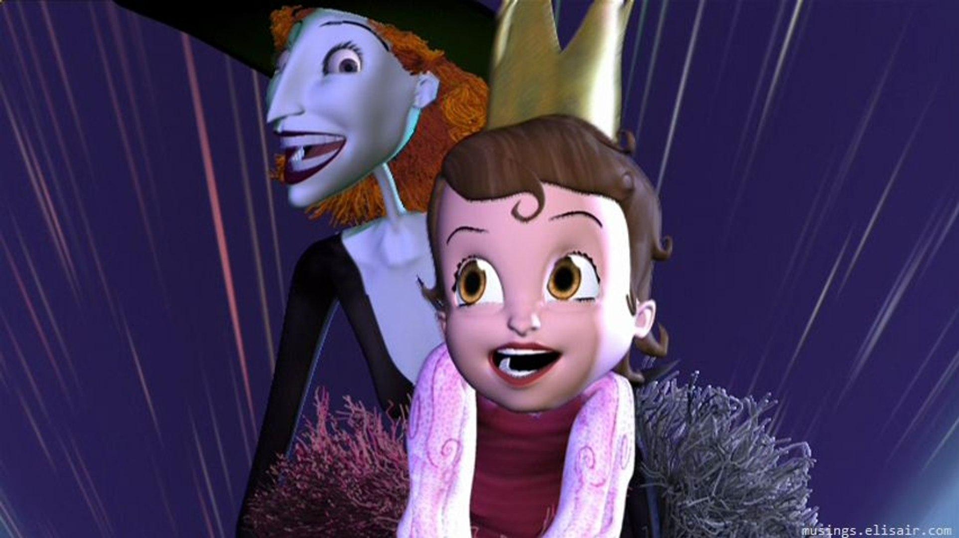 Halloween Spooktacular Movie.Scary Godmother Halloween Spooktacular