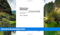 READ NOW  Patent Law Essentials: A Concise Guide, 3rd Edition  Premium Ebooks Online Ebooks