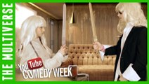 Kill Bill Vol 1 & 2 Sweded ft. Emma Blackery and LukeIsNotSexy | Green Swede