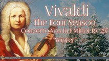 Giuseppe Lanzetta - Vivaldi: Winter / The Four Seasons Classical Music for Relaxation and Nature