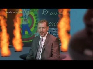 The Dave Digests with Rufus Hound - Condiments