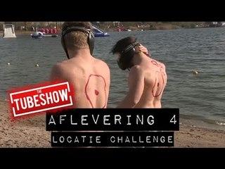PAIN(T)BALL - locatie challenge #4