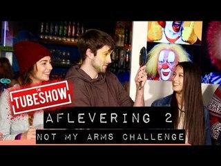 CLOWN FACE - Not My Arms Challenge met MeisjeDjamilla #2