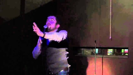 ANDY DAVIES   Licensed Fools   Hand Jester Comedy