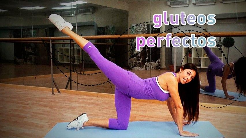 Tres ejercicios para GLÚTEOS PERFECTOS