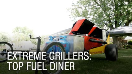 Extreme Grillers - Top Fuel Diner - video dailymotion