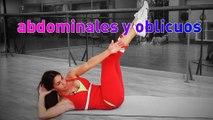 Abdominales oblicuos   Rutina de ejercicios
