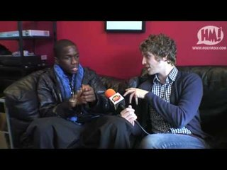 Tinchy Stryder ft N Dubz Number 1 interview with Holy Moly!