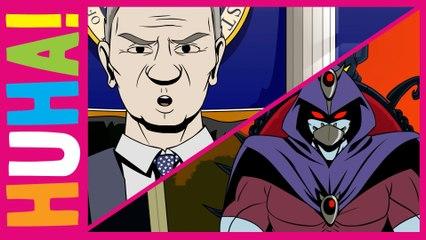 Evil Bidding...   Evil Guy