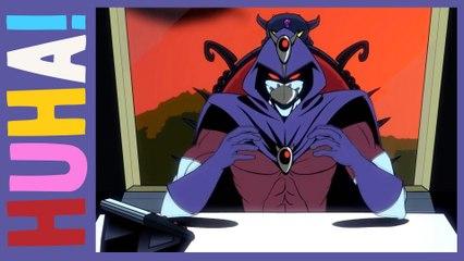 Super Villain Pokes A Dead Bird!   Evil Guy