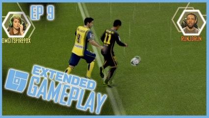 Ep 9 Full Gameplay | FIFA | OMGitsfirefoxx vs runJDrun | LOG