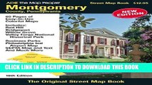 Read Now ADC the Map People Montgomery County, Pennsylvania Street Map (Adc the Map People