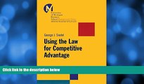 Big Deals  Using the Law for Competitive Advantage (J-B-UMBS Series)  Full Ebooks Most Wanted