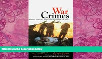 Big Deals  War Crimes:: Brutality, Genocide, Terror, and the Struggle for Justice  Full Ebooks