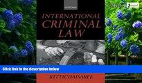 Big Deals  International Criminal Law  Full Ebooks Most Wanted