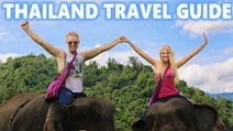 Thailand Travel Guide Vacation What to do Top Places to Visit See Best Vlog Blog 16 Food tips Mai I Diary Trip
