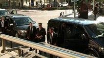 En visite à Bordeaux, Valls défend un projet de revenu universel