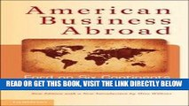 [Free Read] American Business Abroad: Ford on Six Continents Full Online