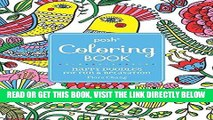 [PDF] Posh Adult Coloring Book: Happy Doodles for Fun   Relaxation: Flora Chang (Posh Coloring