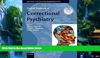 Books to Read  Oxford Textbook of Correctional Psychiatry (Oxford Textbooks in Psychiatry)  Full