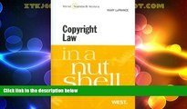 Big Deals  Copyright Law in a Nutshell  Best Seller Books Most Wanted