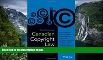 Big Deals  Canadian Copyright Law  Best Seller Books Most Wanted