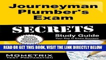 Read Now Journeyman Plumber s Exam Secrets Study Guide: Plumber s Test Review for the Journeyman