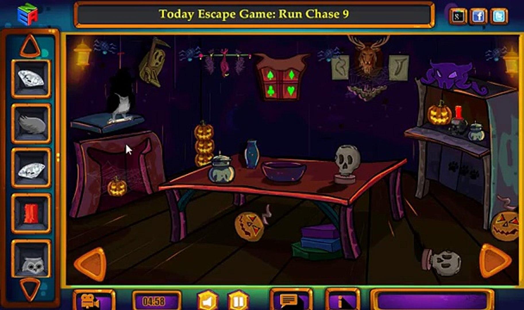 Halloween Escape Soluzione.Halloween Finding Enigma Trees Foe Walkthrough
